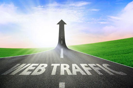 6 claves para mejorar el tráfico hacia una web
