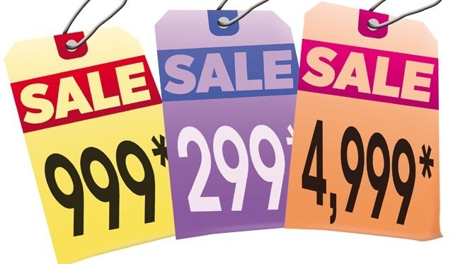 El precio psicológico en una tienda online