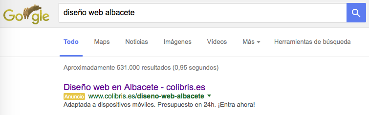Google Adwords Albacete