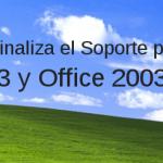 Qué pasa con el soporte de Windows XP