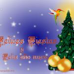 COLIBRIS os desea Felices Fiestas