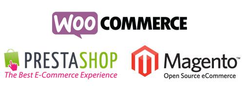 WooCommerce vs Prestashop vs Magento