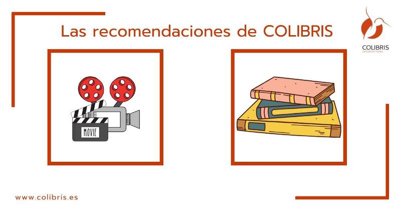 Las recomendaciones de COLIBRIS: Películas + libros para la cuarentena