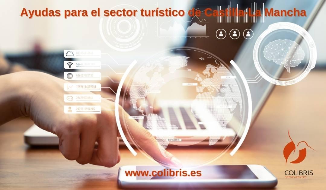 Ayudas para el sector turístico de Castilla-La Mancha